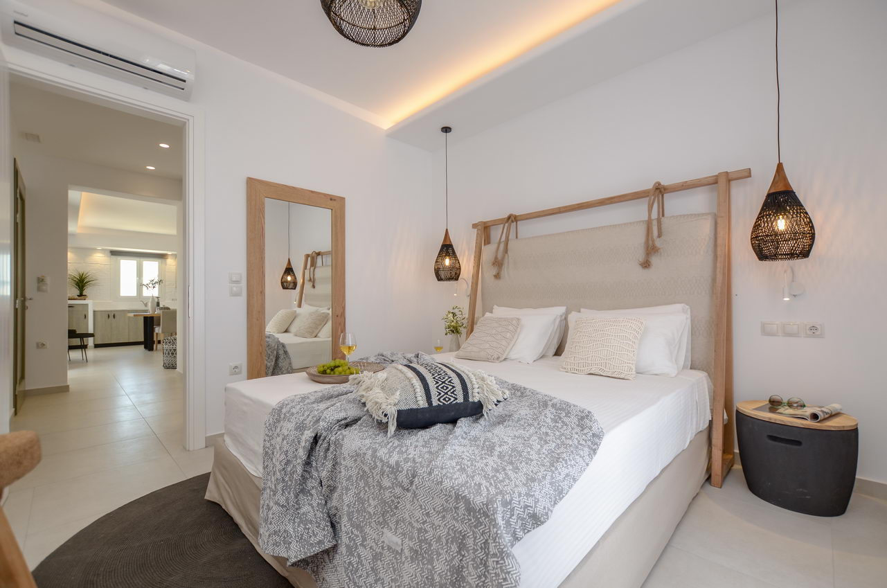 Sea and Olives Villas & Suites in Naxos Greece